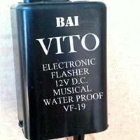 Universal Electronic Flasher