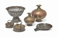 Copper Alloy Vessels