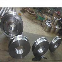 Cast Steel Crane Wheels