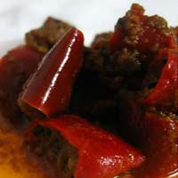 Red Stuffed Chilli