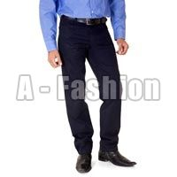 Mens Cotton Formal Trousers
