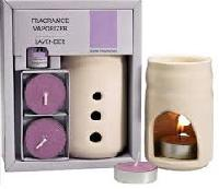 Clay Leaf Aroma Diffuser In Gift Box