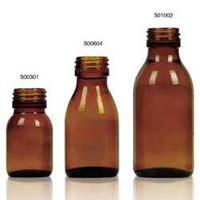 Syrup PET Bottles
