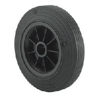 Rubber Tired Wheels