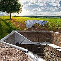 Solar Pv Panels Water Pumping System