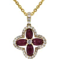 Diamond Mangalsutra Pendant (cwdgp219)