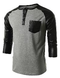 Leather Mens Garments