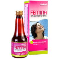 Femina Syrup (Herbal Uterine Tonic)