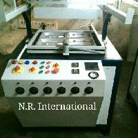semi automatic thermocol cup making machine