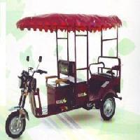 Battery Operated Auto Rickshaw