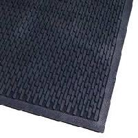 rubber heavy duty industrial mat