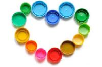 Plastic Jar Caps