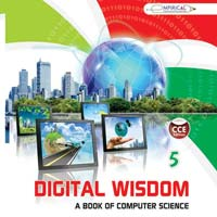 1st to 5th Standard Computer Science Book