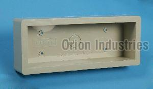 10 X 4 Concealed Box