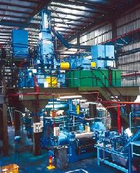 Rubber Mixing Plant