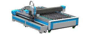 Gloria Fiber Laser Metal Cutting M/c