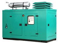 Diesel Water-cooled Silent Generators 7.5kva To 62.5kv