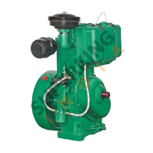 Single Cylinder Water-cooled Diesel Engines 3.5 To 15hp