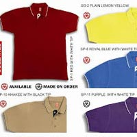 T-Shirt Shade Card 01