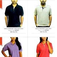T-Shirt Shade Card 02