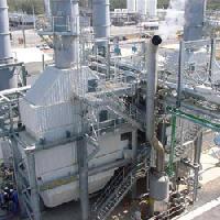 Gas Turbine Exhaust Silencer