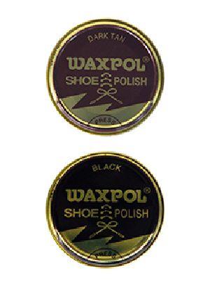 Shoe Polish Black & Dark Tan