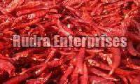 Dried Red Chilli 07