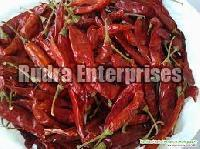 Dried Red Chilli 08