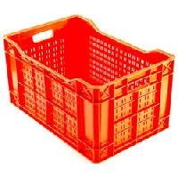 Plastic Bottle Crates