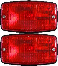 Six Wheeler Brake Lights