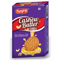 Cashew Butter Biscuits