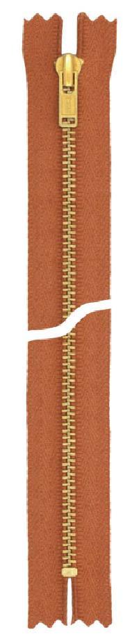 YKK Metal Zipper