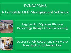 Dvna Opd Management Software