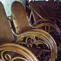 Bamboo Rocking Chairs