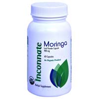 Moringa Leaf Powder Capsule