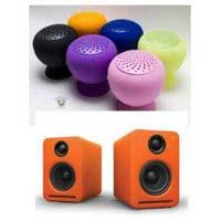 Speakers And Bluetooth Speaker