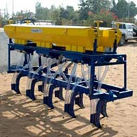 9 Tyne Driven Seed Drills