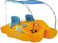 seater paddle boat