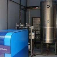 Solar Air Conditioning System