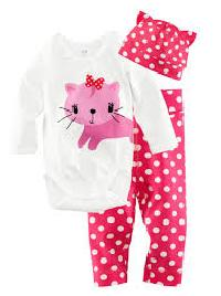Cotton Infant Rompers