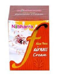 Nibharra Aloe Vera Fairness Cream