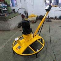 Electric Motor Power Trowel