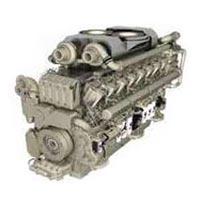 High Speed Man Marine Engines