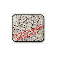 rozy pink granite