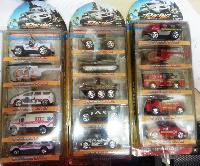 Toysocean Free Wheel Model Car Set-5pcs