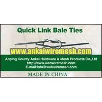 Galvanized Cotton Bale Ties