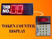 Token Display Systems