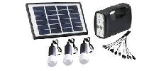 Solar Portable Lighting System