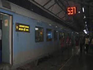 Railway Passenger Information System