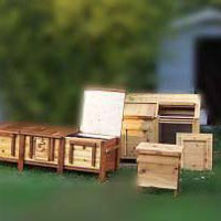Cedar Worm Compost Bins